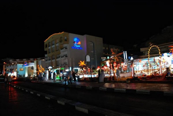 Sharm El Sheik, Egypt.