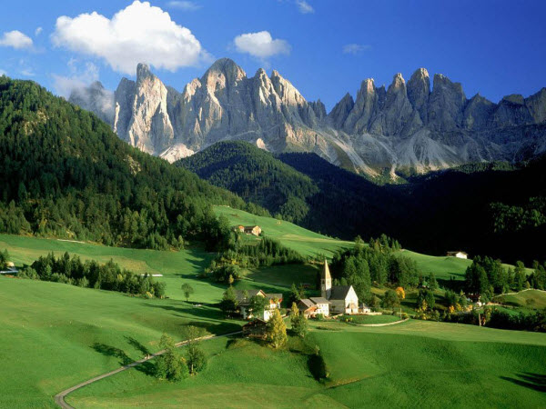 Tourist attractions of Italy