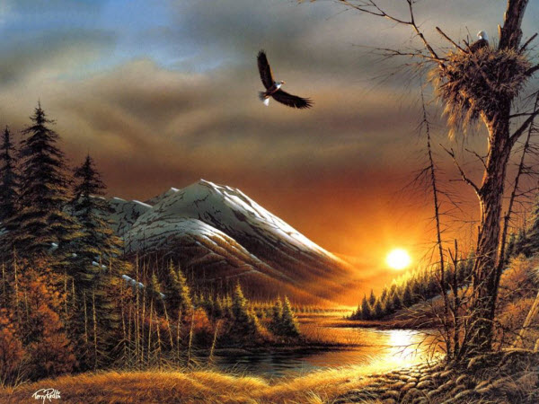 Terry-Redlin-paintings