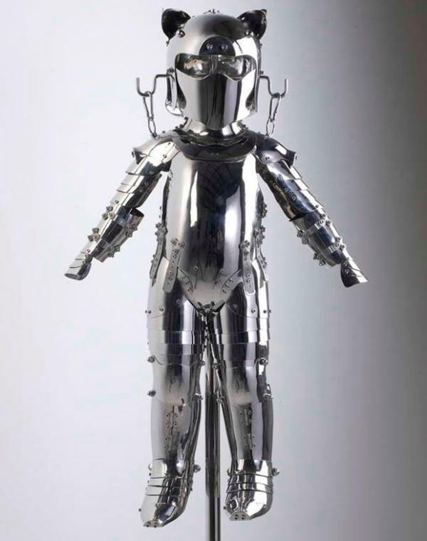 Stainless Steel Sculptures