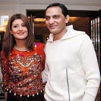 Mohd Azharuddin family