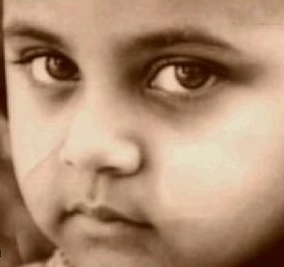 Rani Mukherjee Childhood photos