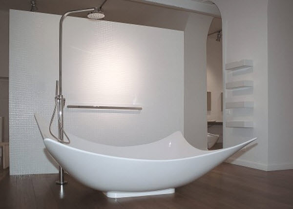 Luxurious Bathtubs