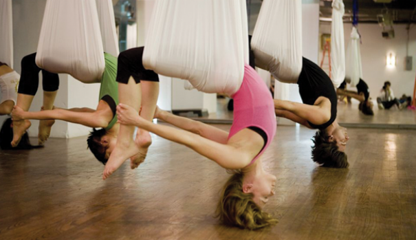 Anti Gravity Yoga