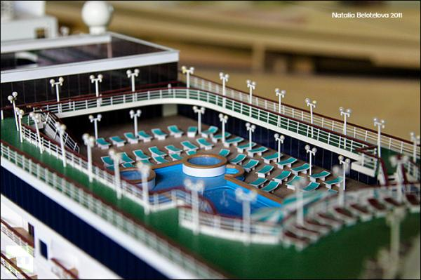 Miniature model of Russia, St. Petersburg
