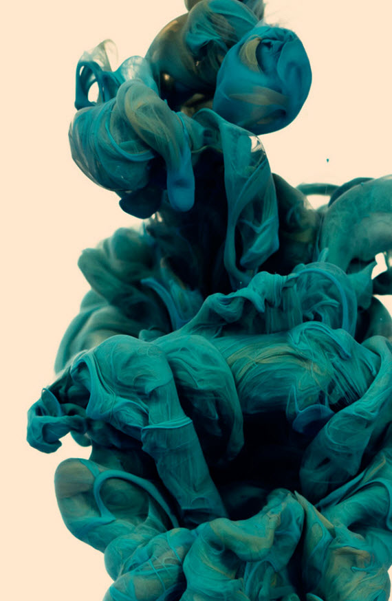 Underwater Ink Photography by Alberto Seveso from Italy