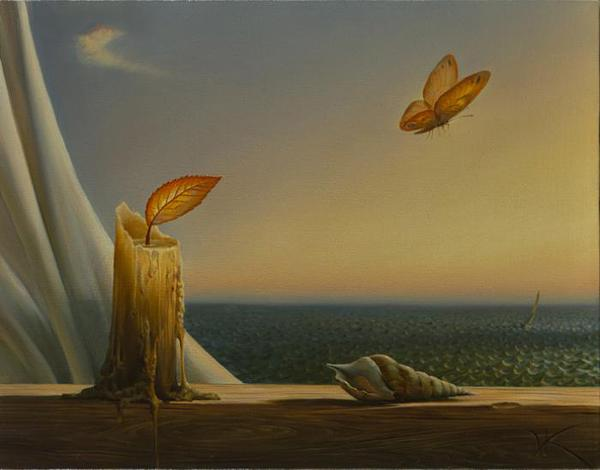Surrealistic Paintings by Vladimir Kush from Russia