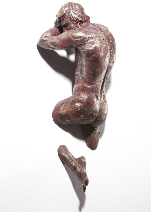 Embedded Sculptures by Matteo Pugliese from Italy