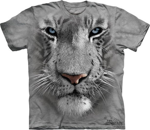 Realistic 3D T-Shirts from Mountain Group