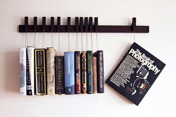 Creative Furniture Designs – Book Shelves