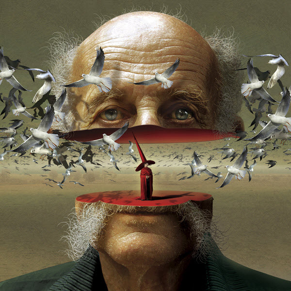 Spectacular Surrealistic Illustrations by Igor Morski