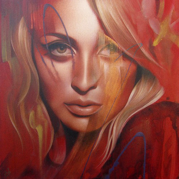 Paintings by Nathan De Young from San  Diego, California