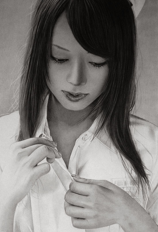 Pencil Drawings by Ken Lee from United Kingdom