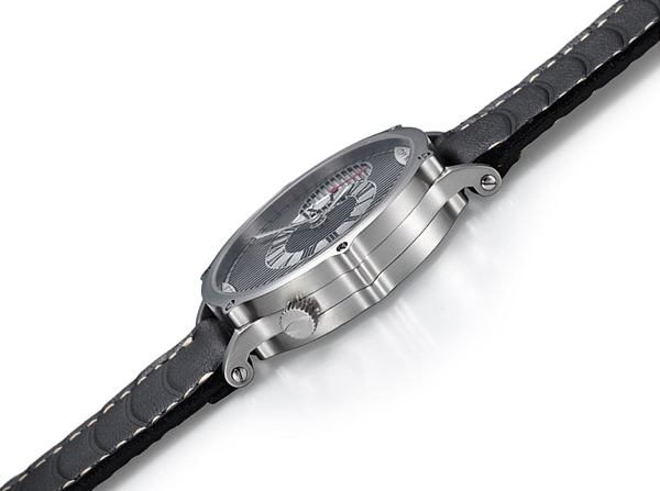 X-Ray watch collection from Itay Noy from Israel
