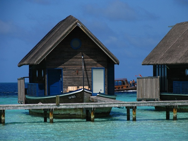 House Boat Vila Hotels at Cocoa Island Resorts, Maldives