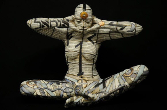 Amazing Sculptures By Rabarama from Rome