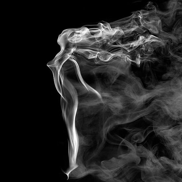 Spectacular Smoke Art by Mehmet Ozgur from United States