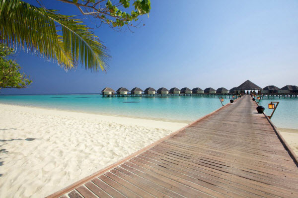 Kuramathi Island Resort and Spa, Maldives