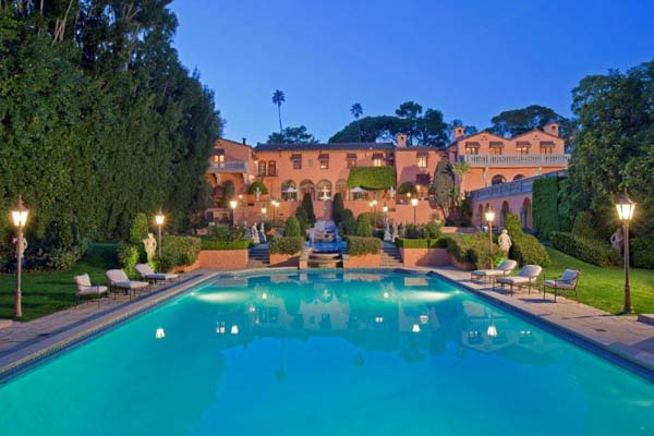 Luxurious $95 Million Mansion in Los Angeles