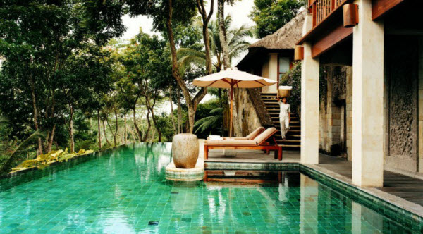 Como Shambhala Resort and Spa in Bali, Indonesia