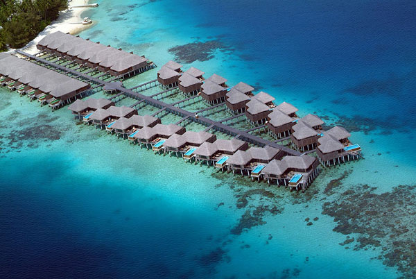 Coco Palm Bodu Hithi Resort and Spa in Maldives