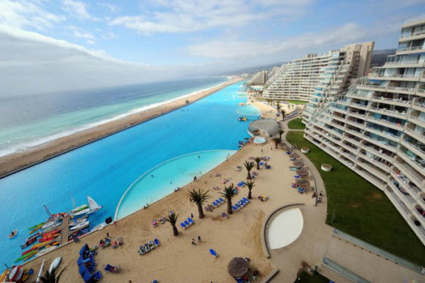 Largest Swimming Pool in the World