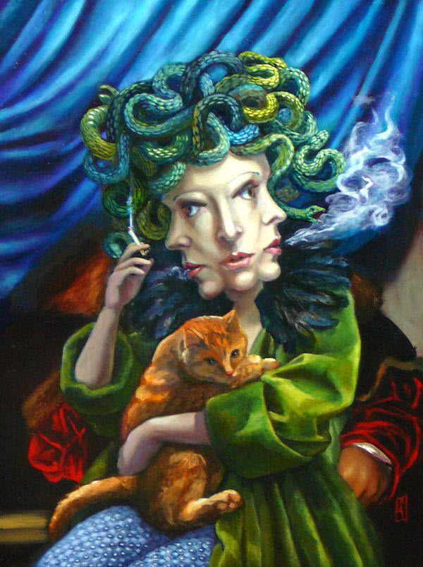 Wonderful Paintings by Carrie Ann Baade from Florida | Amazing ezone
