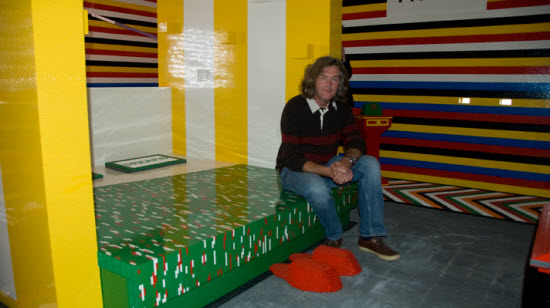 Lego House by James May