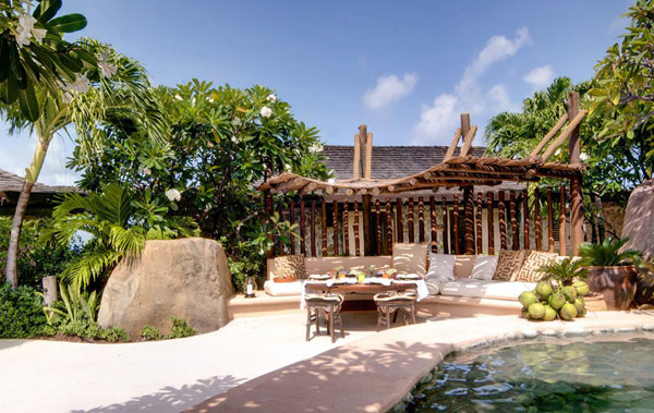 Yemanja resort, Mustique Island